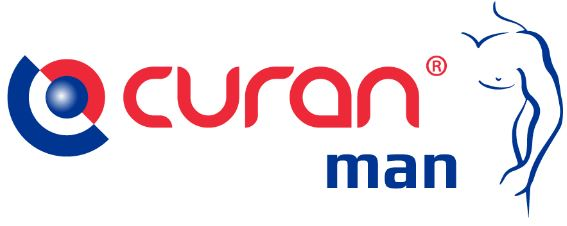 Curan Man Logo